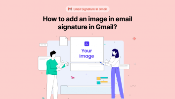 How to add an image in email signature in Gmail