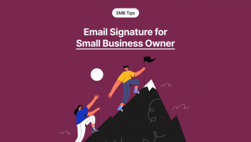 Email Signature for Small Business Owner