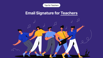 Email Signature for Teachers